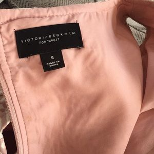 Victoria Beckham for Target dress small pink